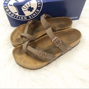 Birkenstock  Mayari Mocca Sandals